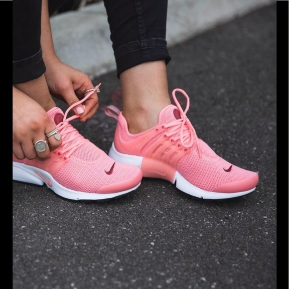 check out 15ee5 86cc4 Nike Air Presto Bright Melon Sneakers
